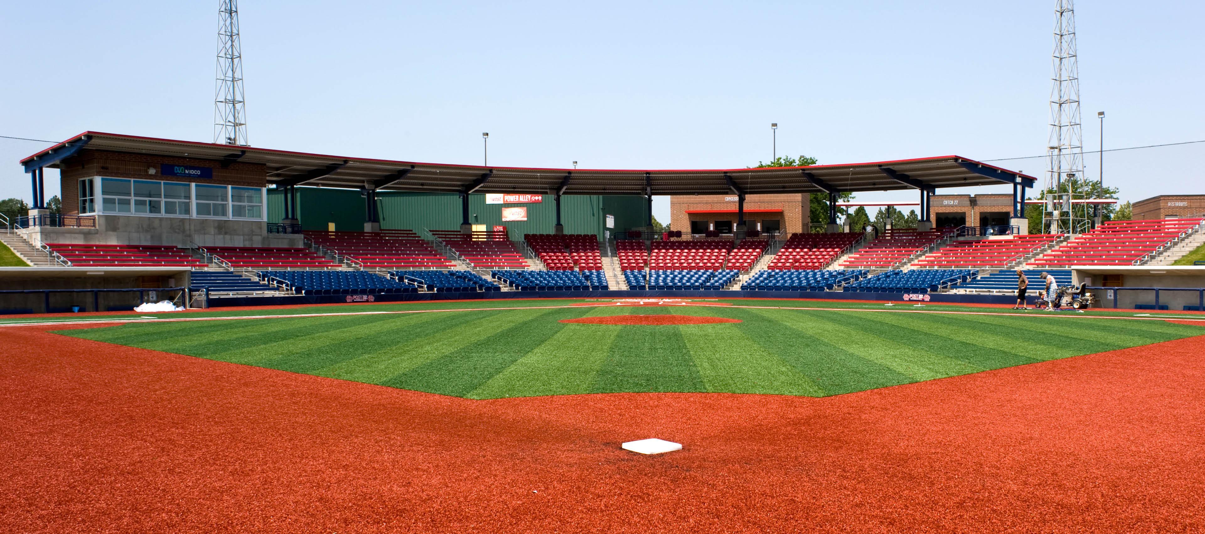 1 Fitzgerald Stadium