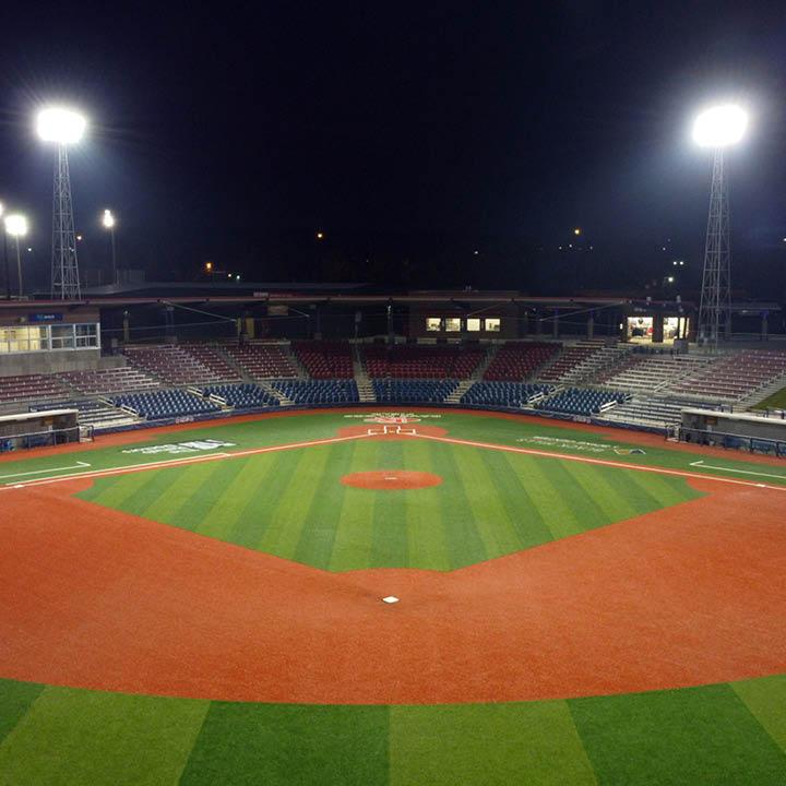 Floyd Fitzgerald Stadium Renovation