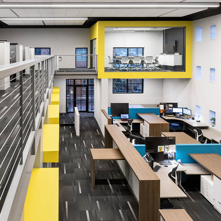 Architecture Incorporated Office Remodel