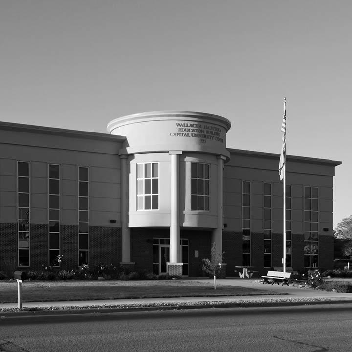 Capital University Center Wallace R. Halverson Education Building