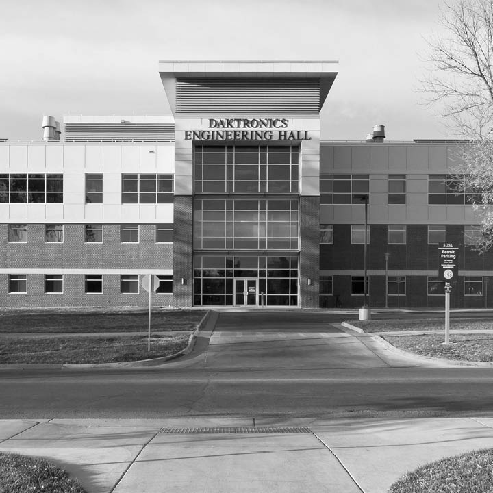 SDSU Daktronics Engineering Hall