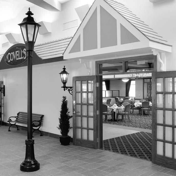 Dow Rummel Village Center