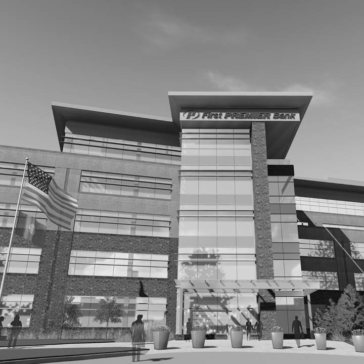 First PREMIER Bank Corporate Headquarters