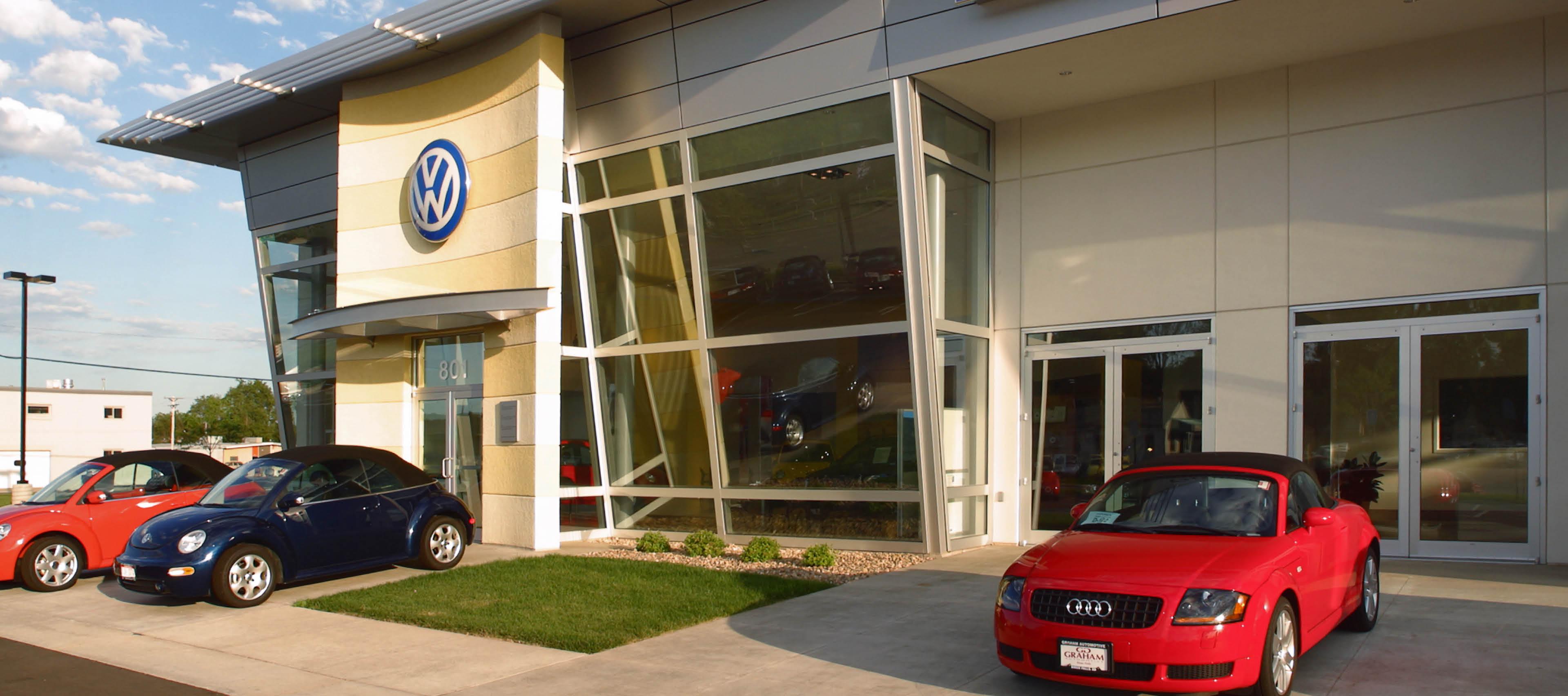 Architecture Inc - Graham Automotive