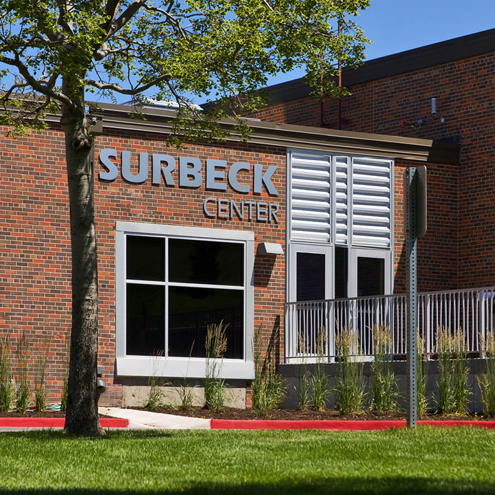 SDSM&T Surbeck Center