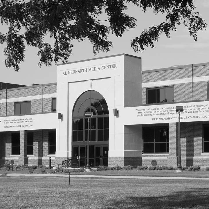 USD Al Neuharth Media Center