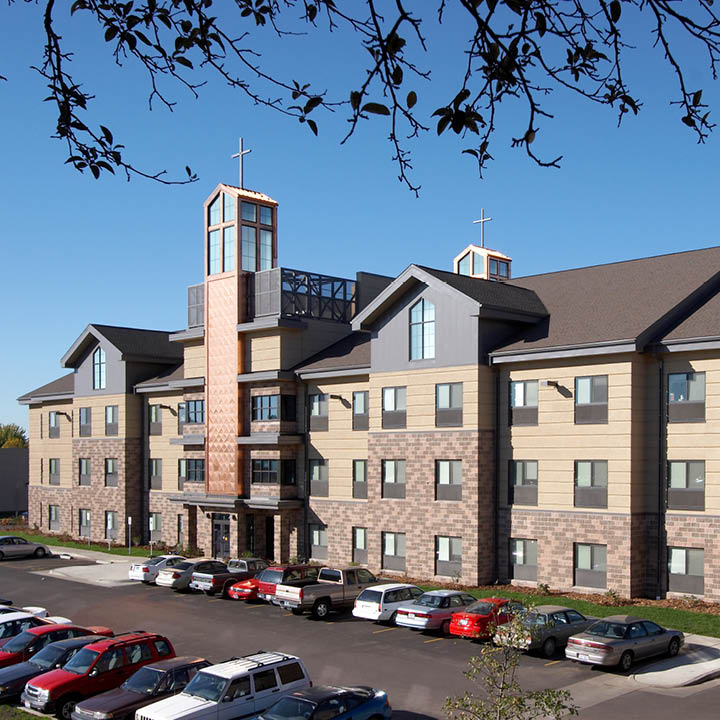 USF Bill & Marian Sullivan Faith & Living Center