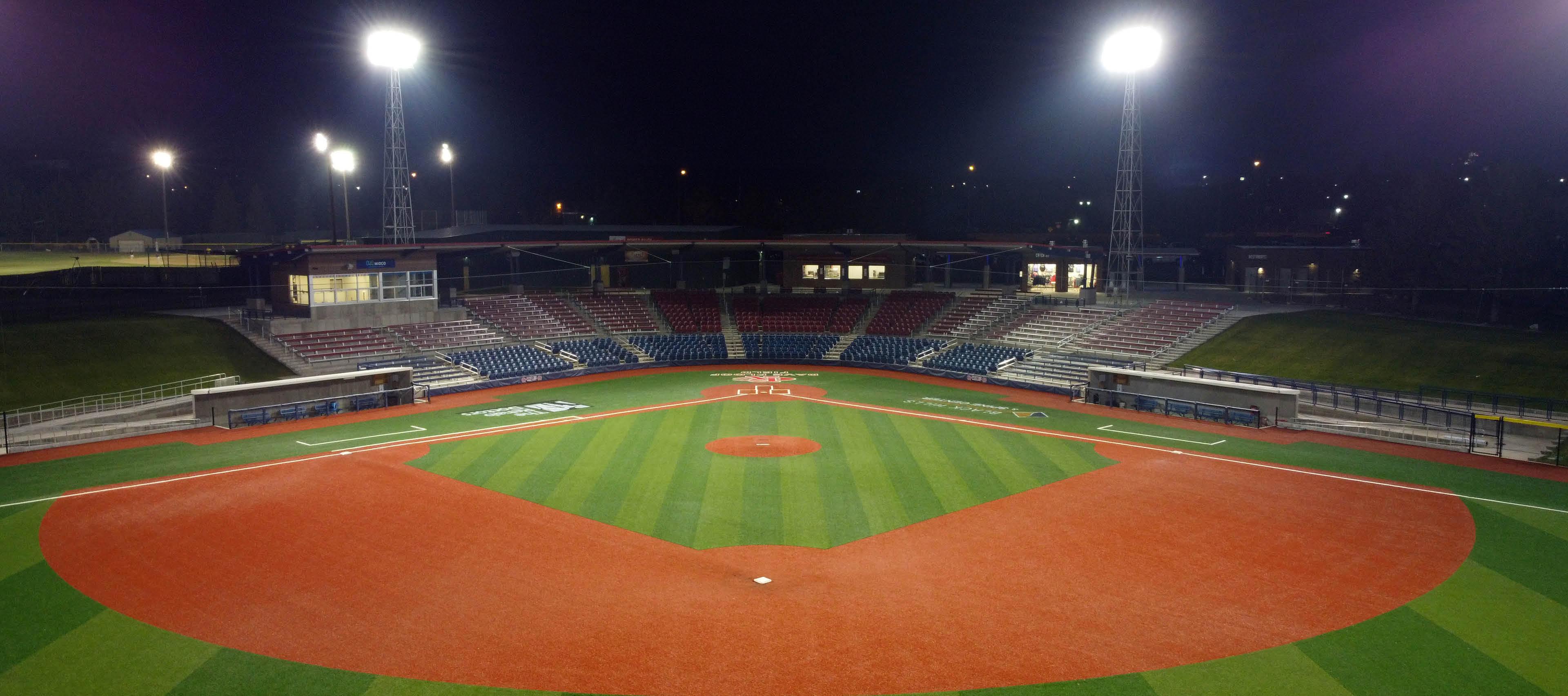 2 Fitzgerald Stadium