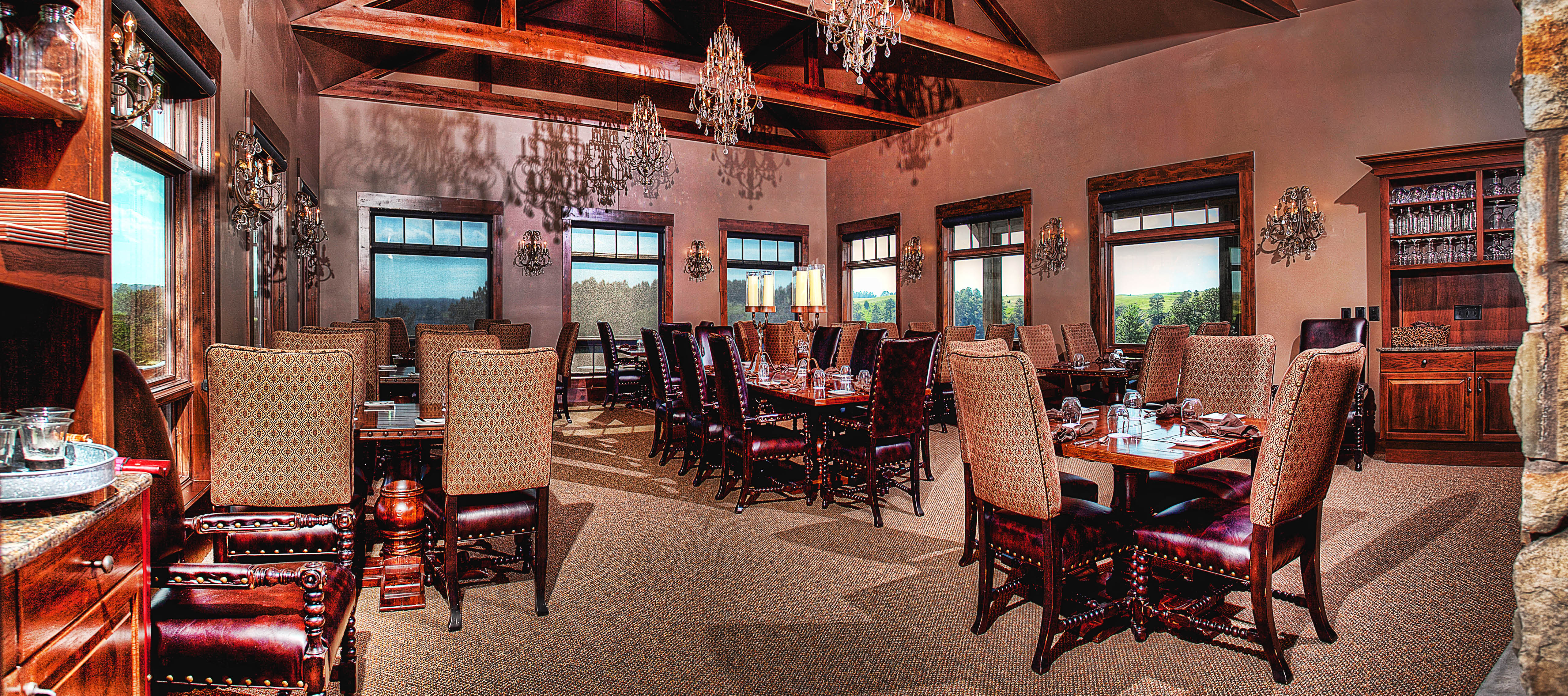 Prairie Lodge