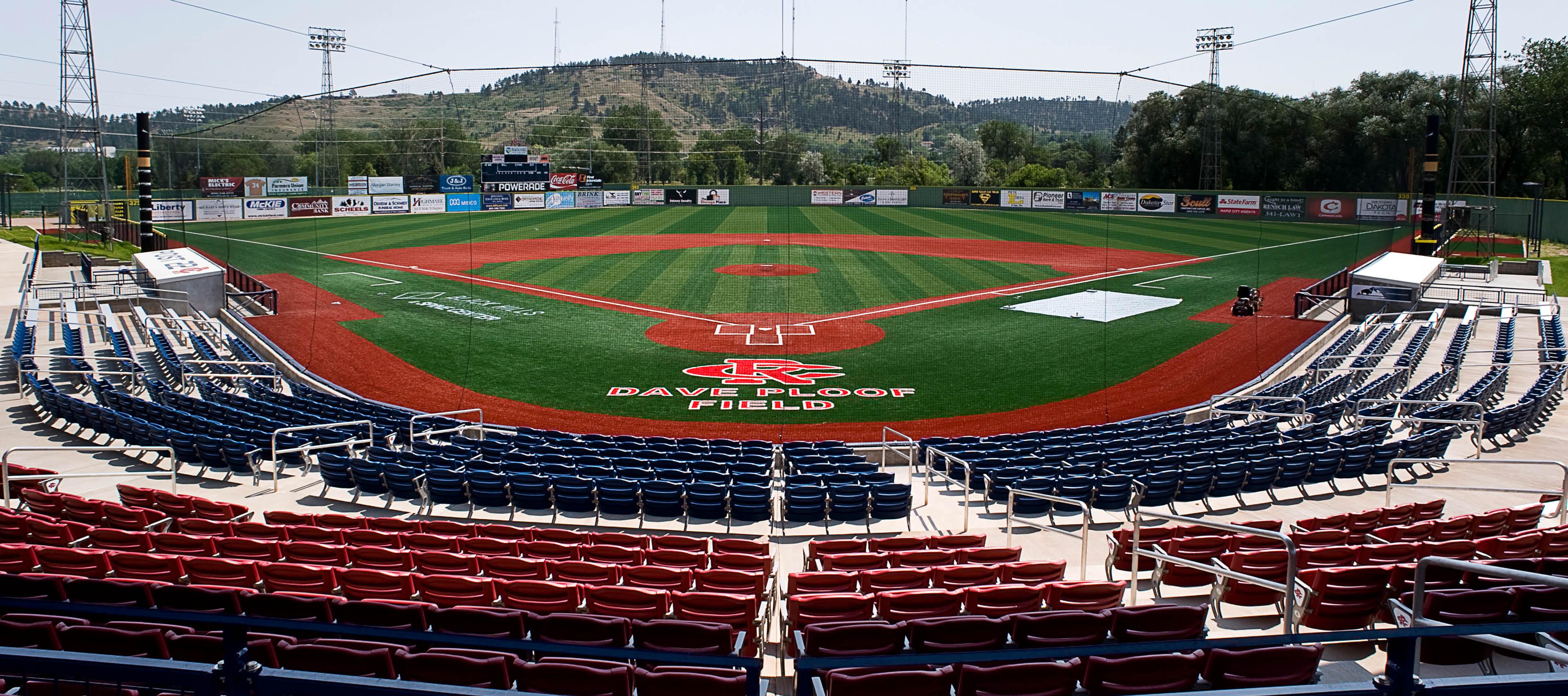 4 Fitzgerald Stadium