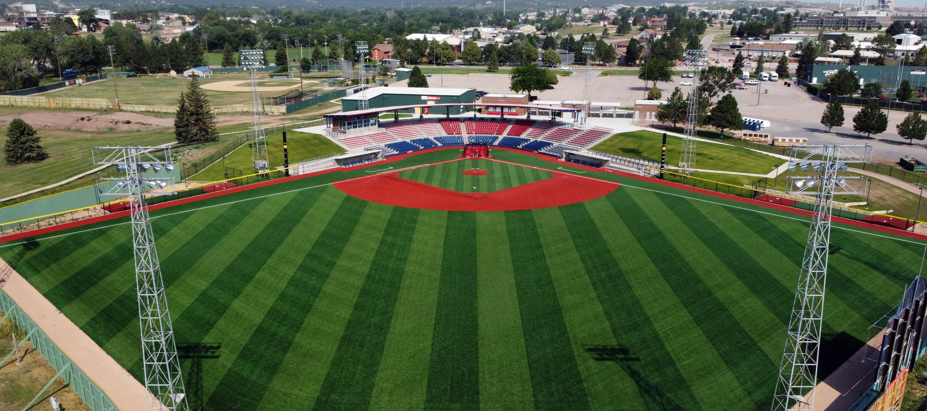 5 Fitzgerald Stadium