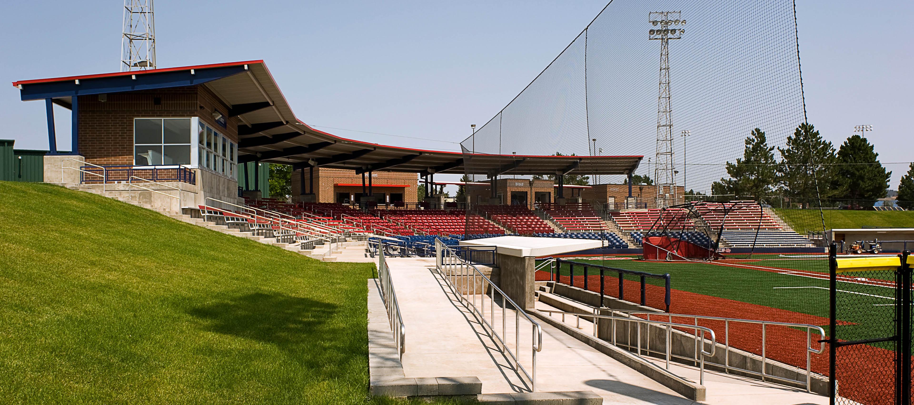 6 Fitzgerald Stadium