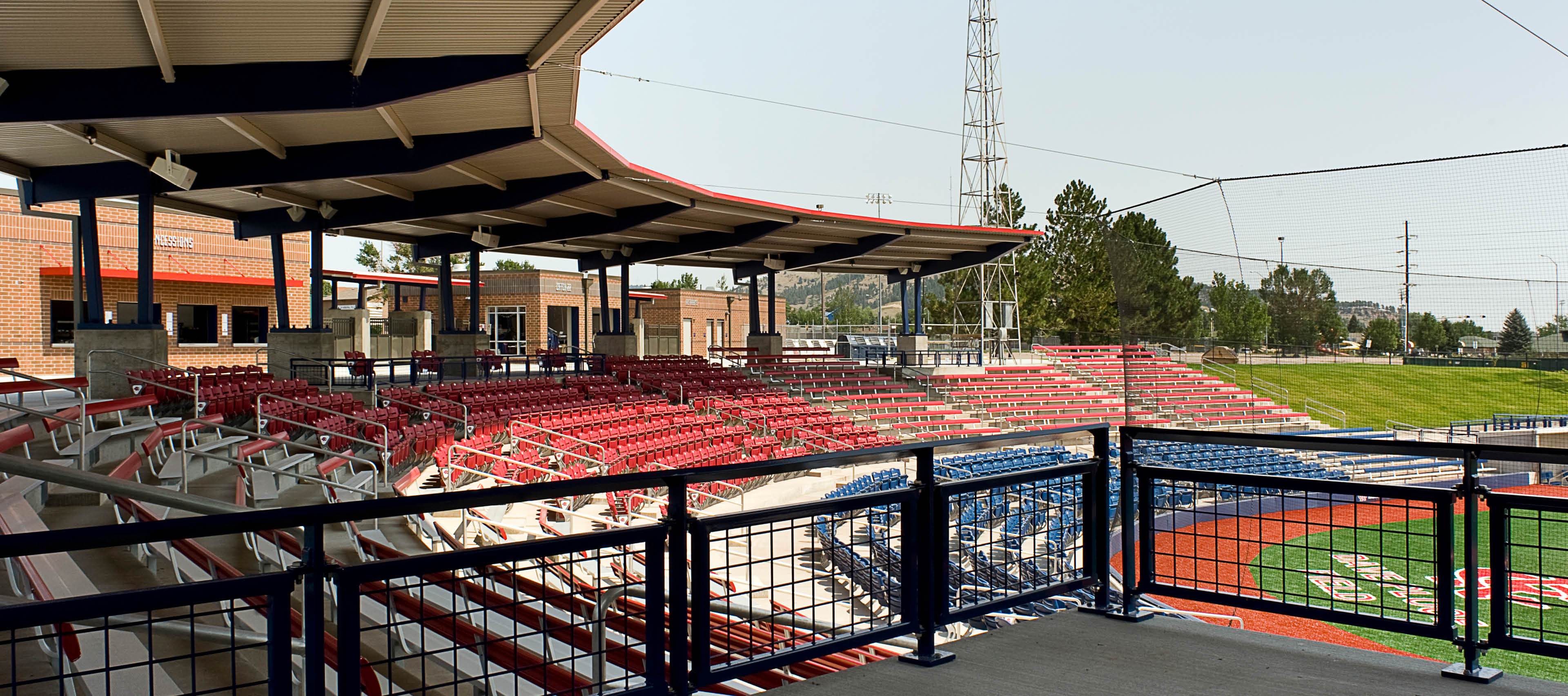 9 Fitzgerald Stadium