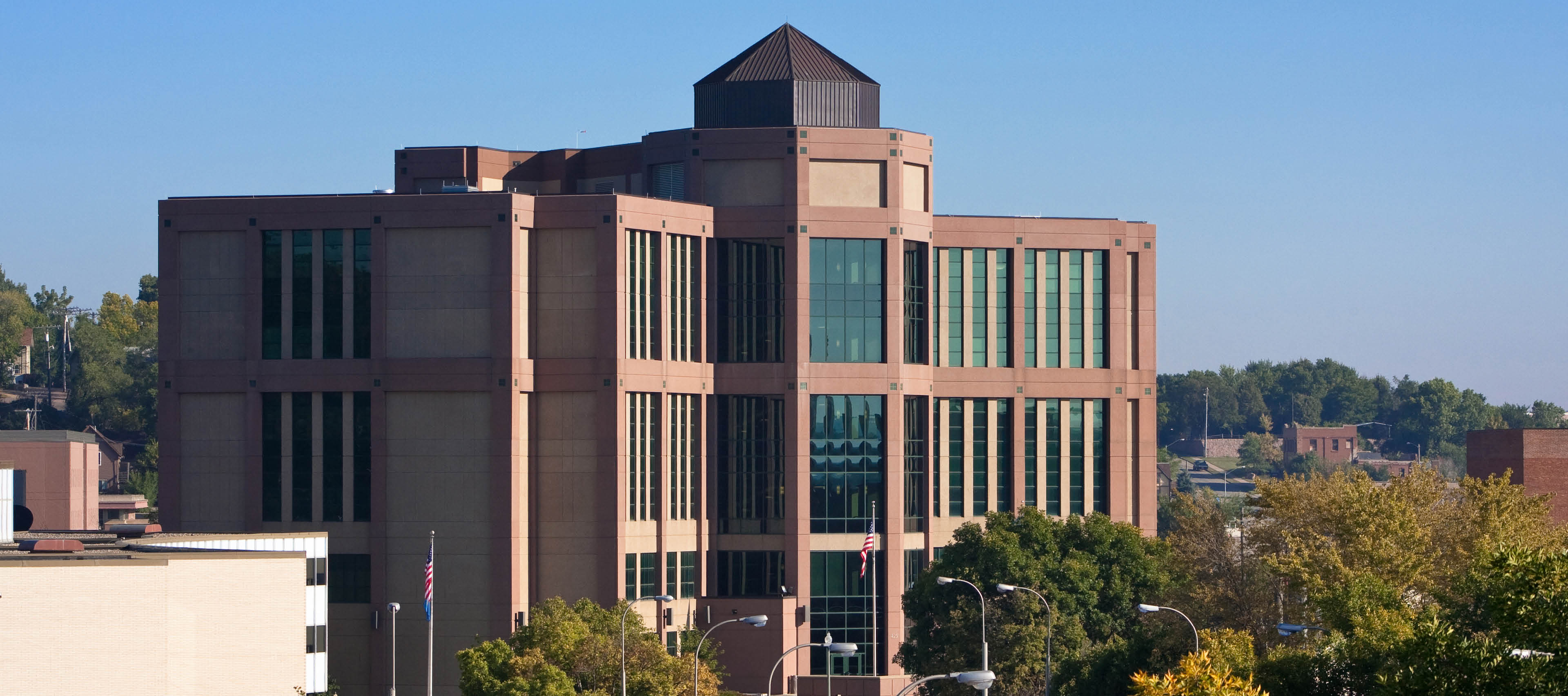 Minnehaha Co Courthouse
