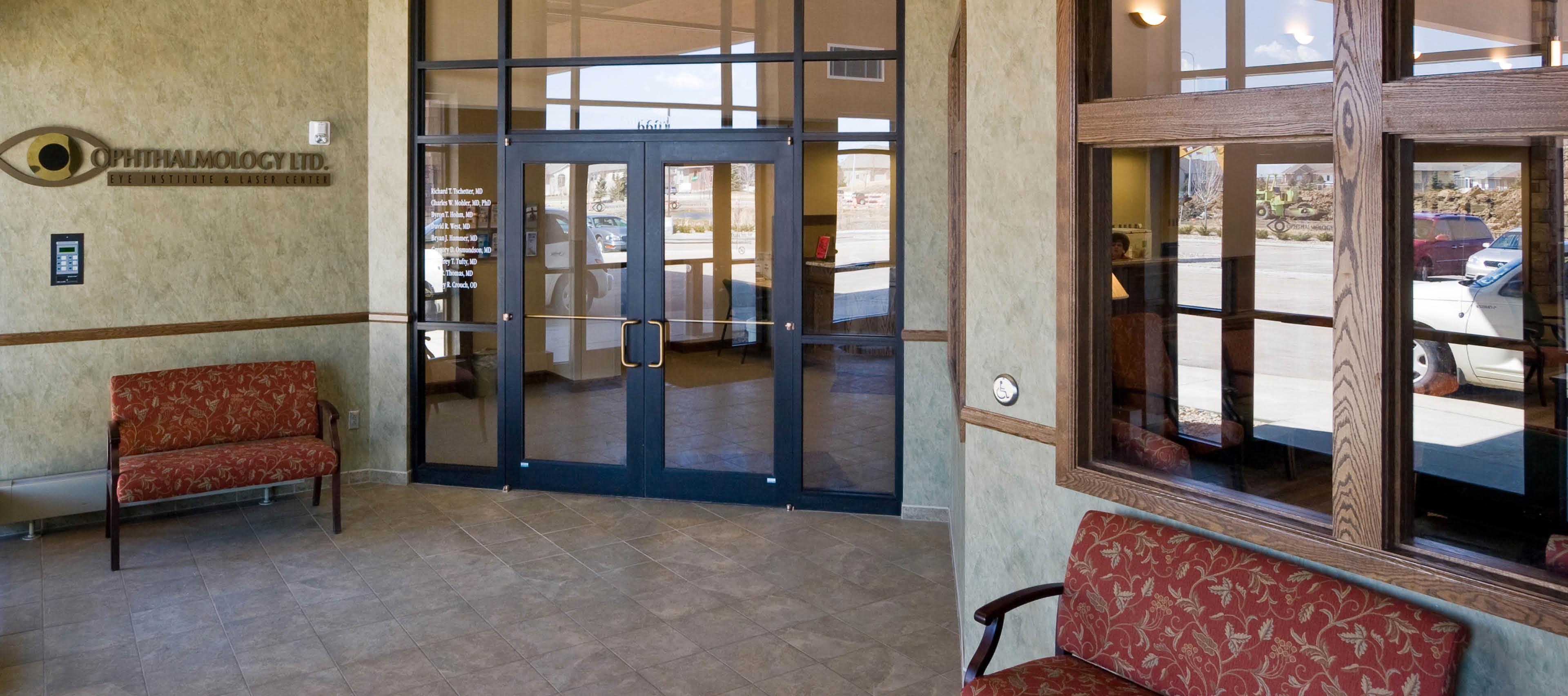 Ophthalmology Entrance