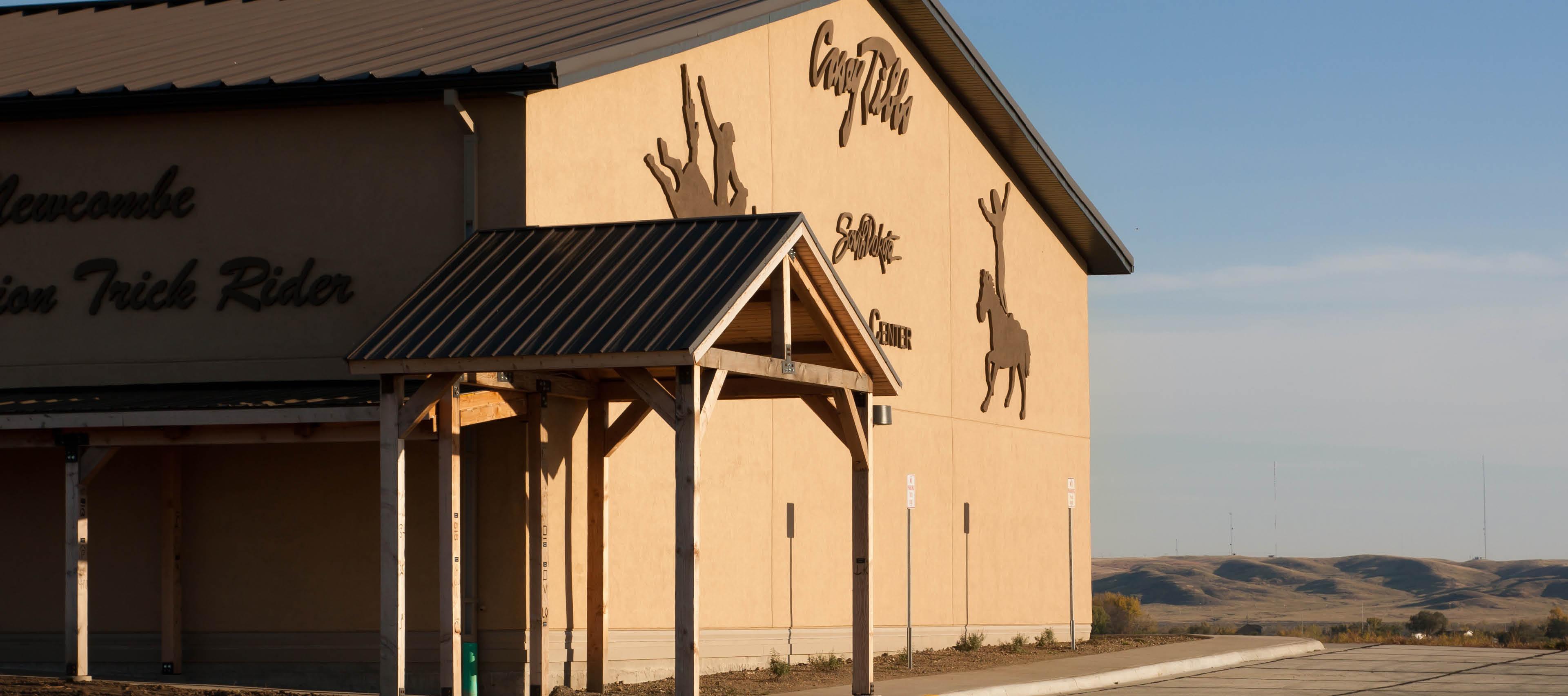 South Dakota Rodeo Center
