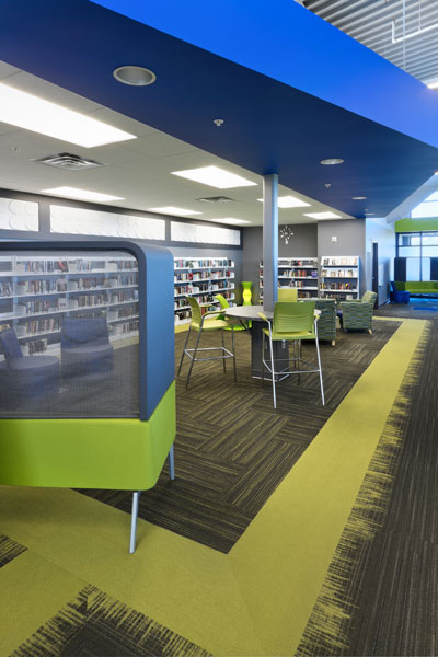 Prairie West Branch Library