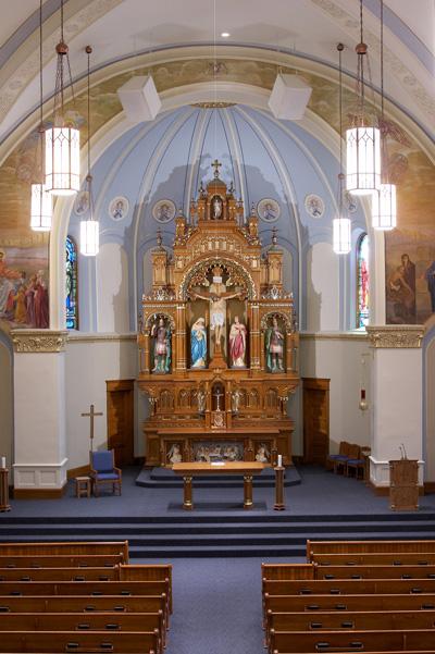 St. Adrian Catholic Church